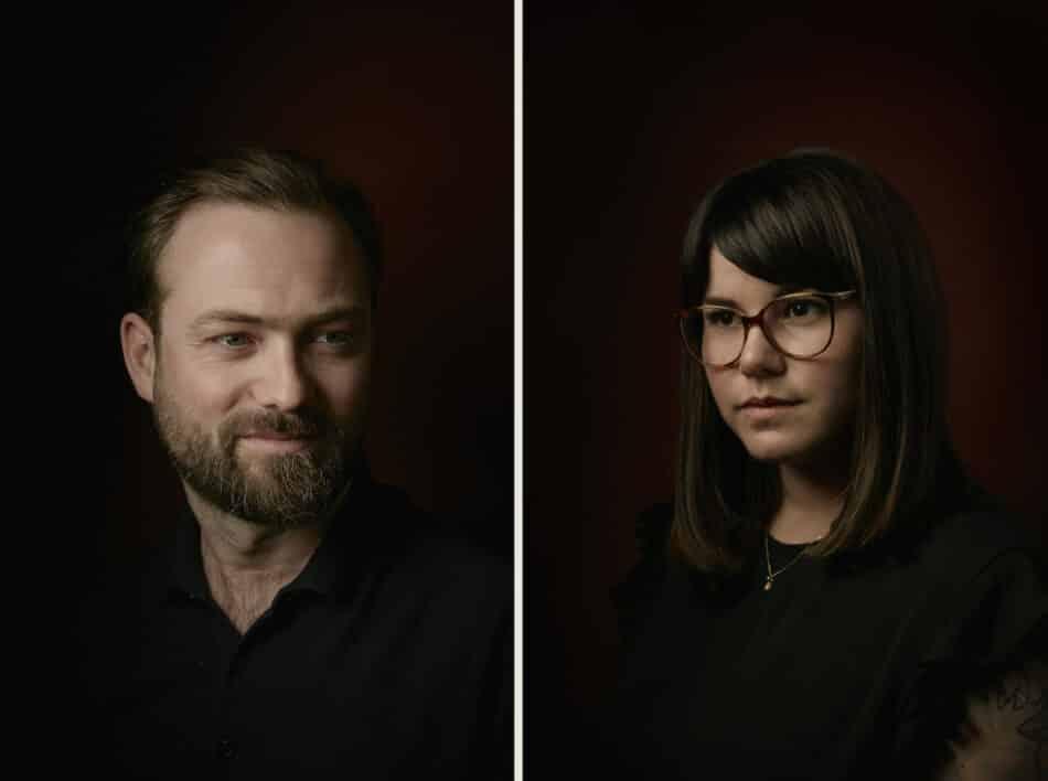 Félix Guyon and Audrée L. Larose of Larose Guyon
