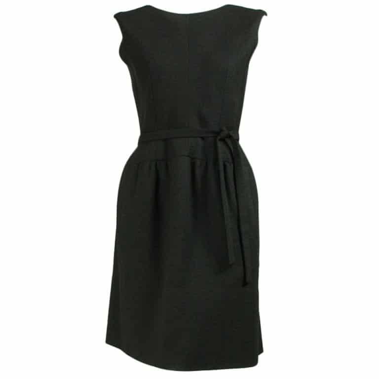 Normal Norell little black dress