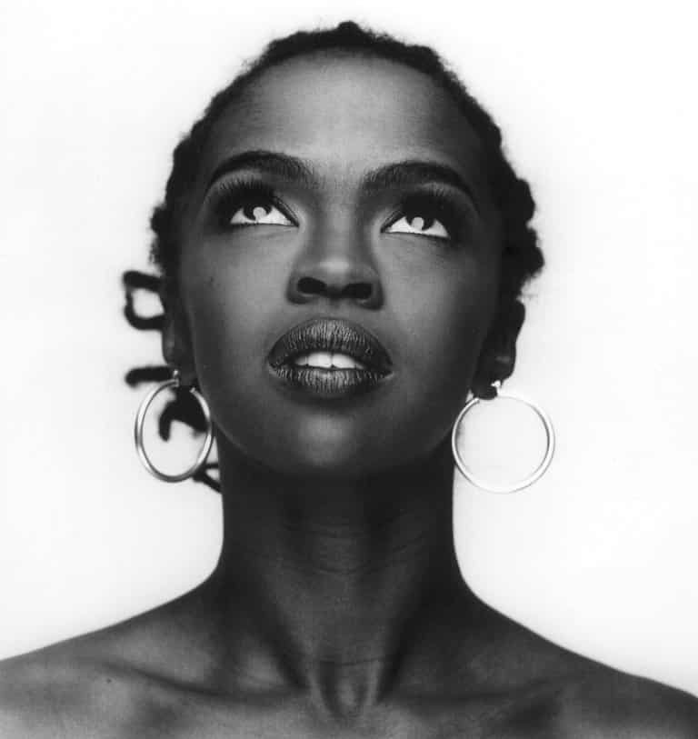 Portrait of Lauryn Hill by Marc Baptiste