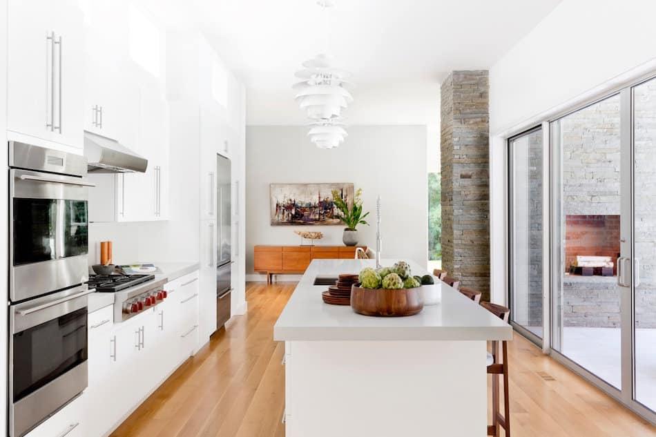 Bridgehampton kitchen by Timothy Godbold