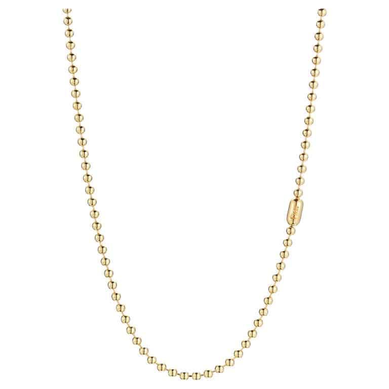 Finn ball chain necklace