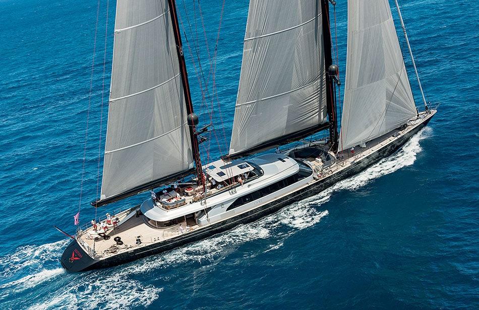 Seahawk sailboat