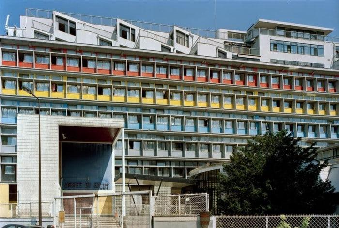 Le Corbusier Swiss Pavillion