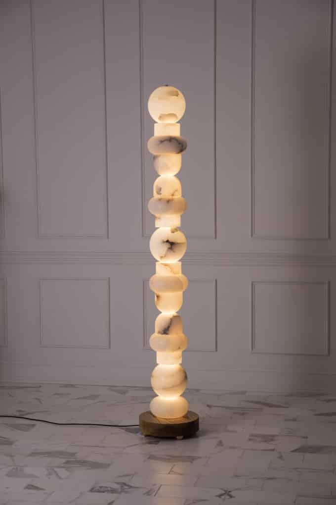 Allied Maker's Totem Luminaires