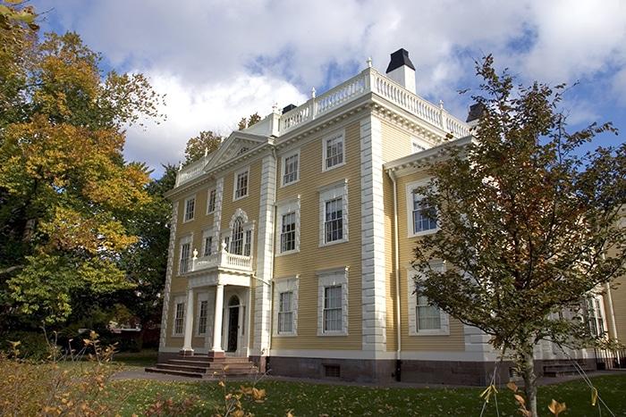 Nightingale-Brown House exterior