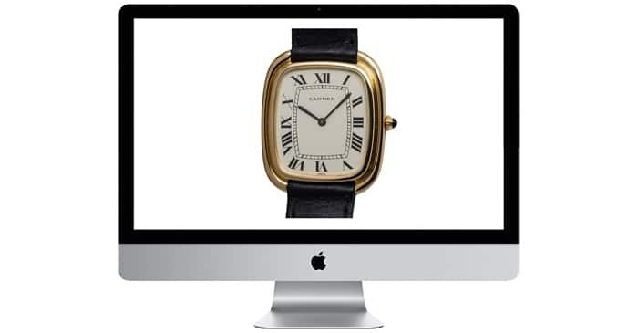 Cartier-Gondole-Watch-1973-Apple-Watch