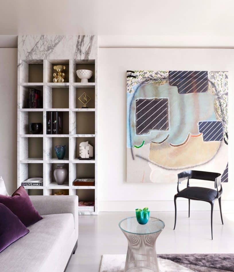 New York living room by Rafael De Cárdenas / Architecture at Large