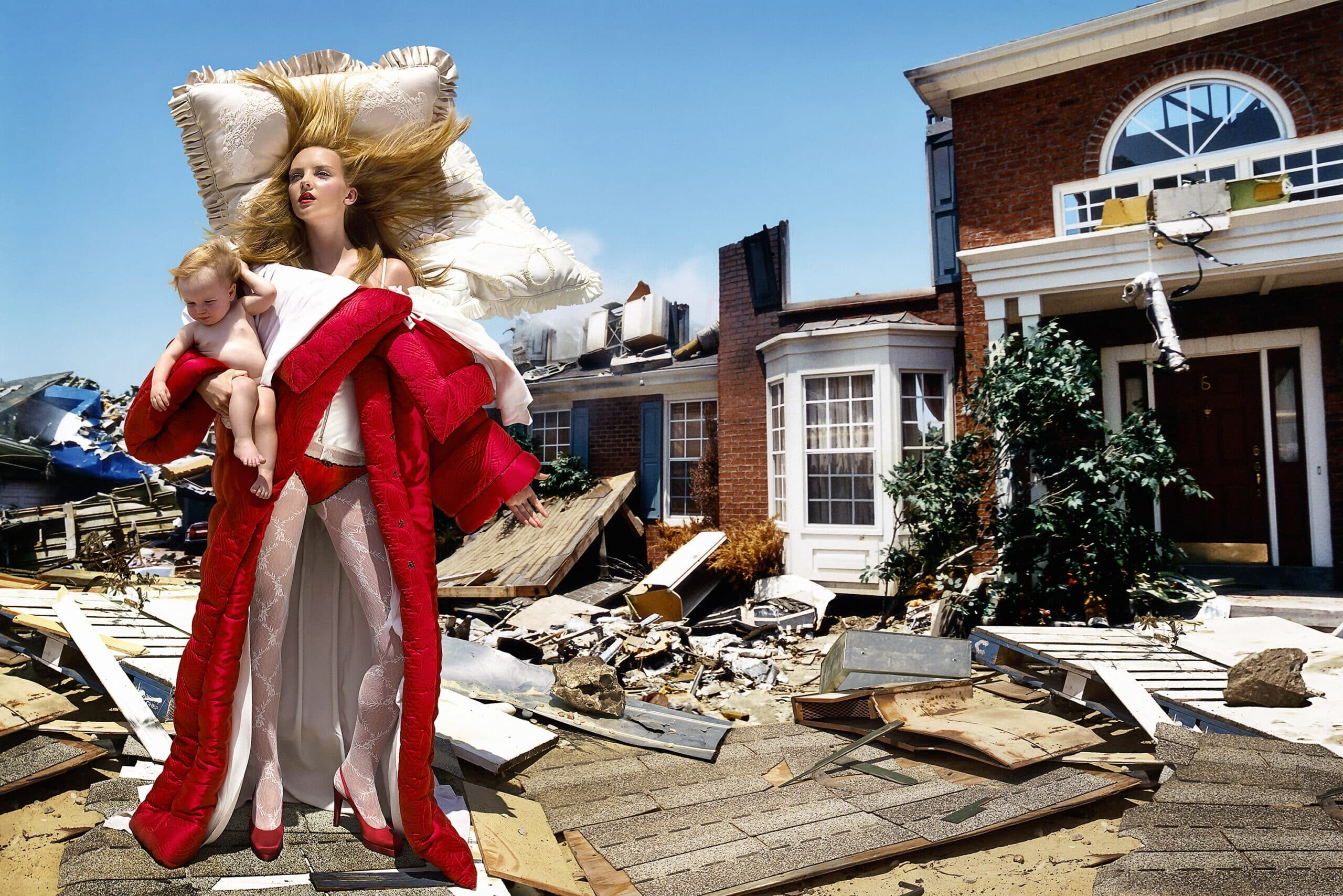 The House At The End Of The World, 2005, by David LaChapelle