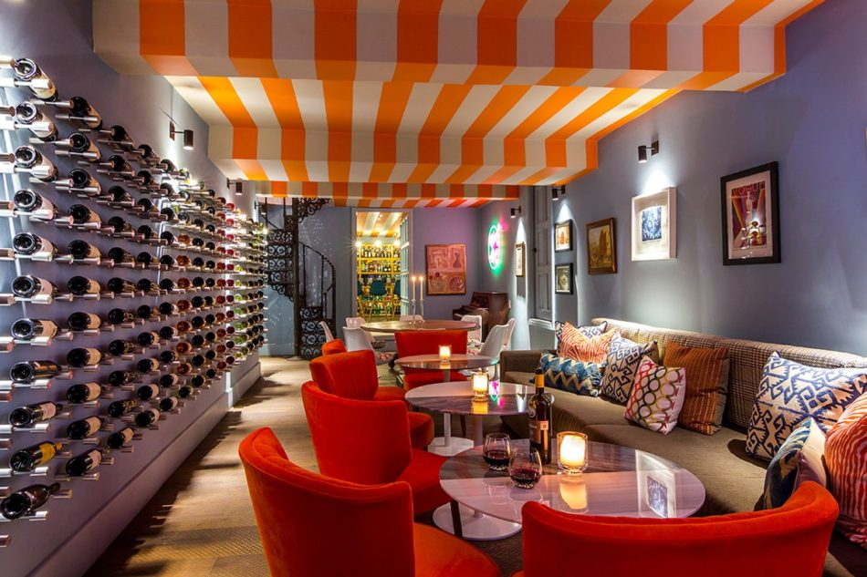 Mexico City game room by Sofia Aspe
