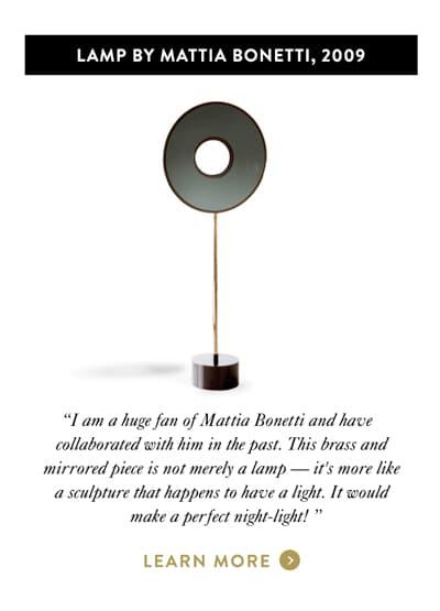 Mattia Bonetti Lamp