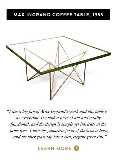Max Ingrand Table