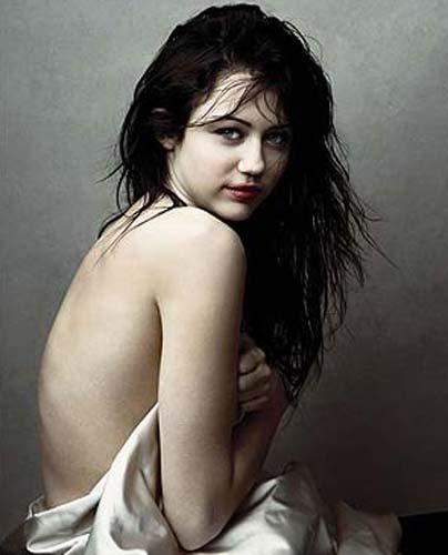 Miley Cyrus Annie Leibovitz Bruce Caitlyn Jenner Vanity Fair