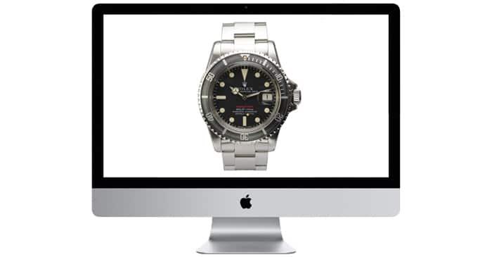 Rolex-Red-Submariner-Matthew-Bain-Apple-Watch