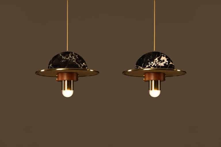 Masquespacio Shade suspension light