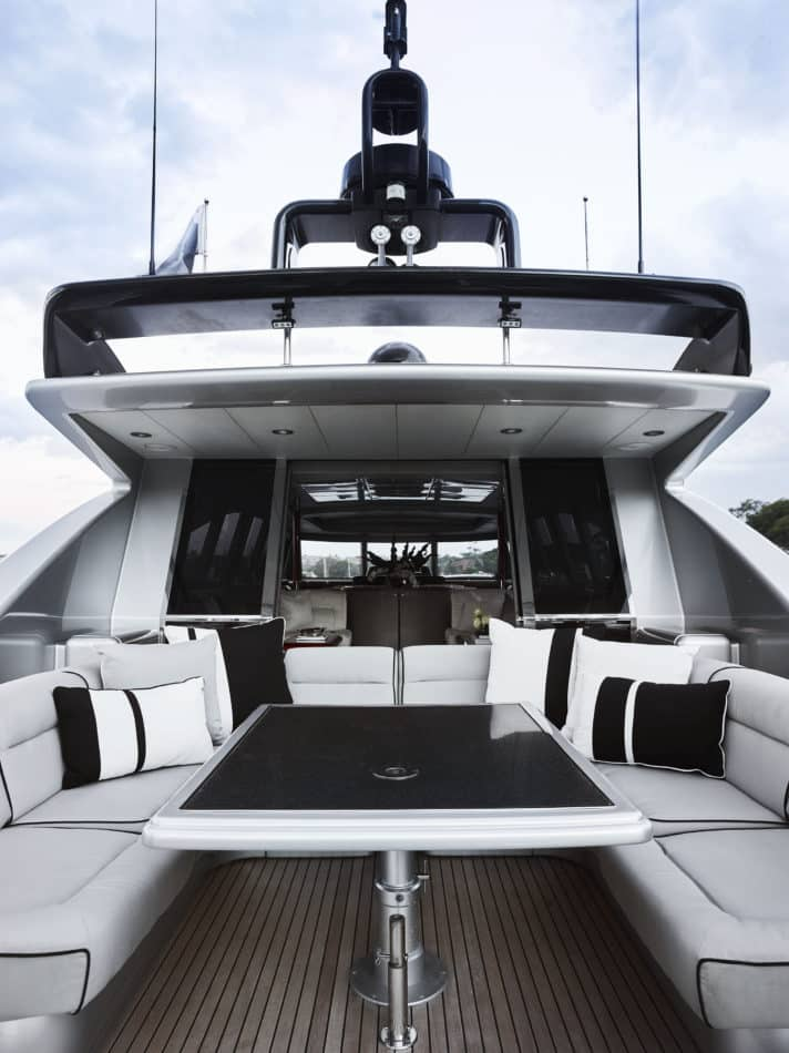The Illusion yacht by Poco Designs