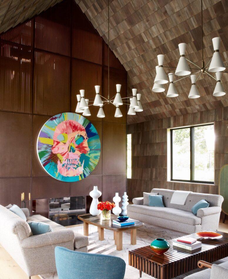 Damon Liss living room