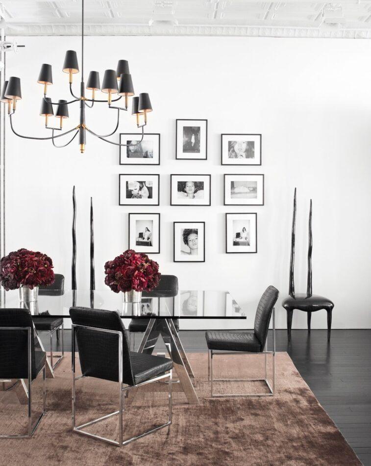 Ryan Korban dining room