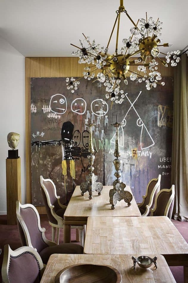 Sudaca & Mérrilou dining room