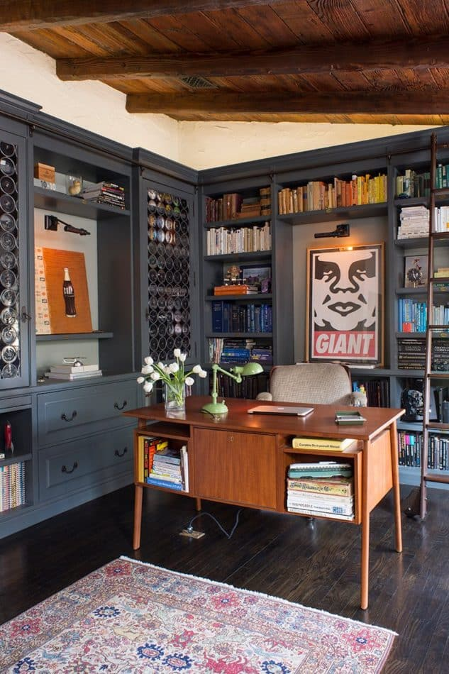 California office by Deirdre Doherty
