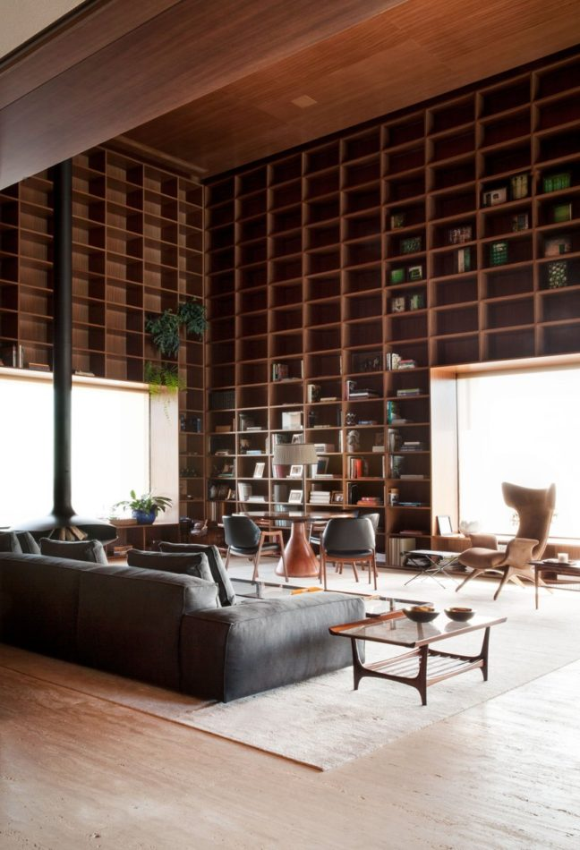 Brazilian penthouse by MK27