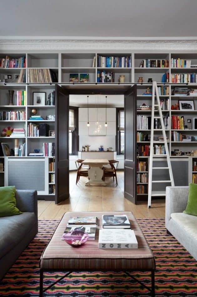 London living room by Sigmar