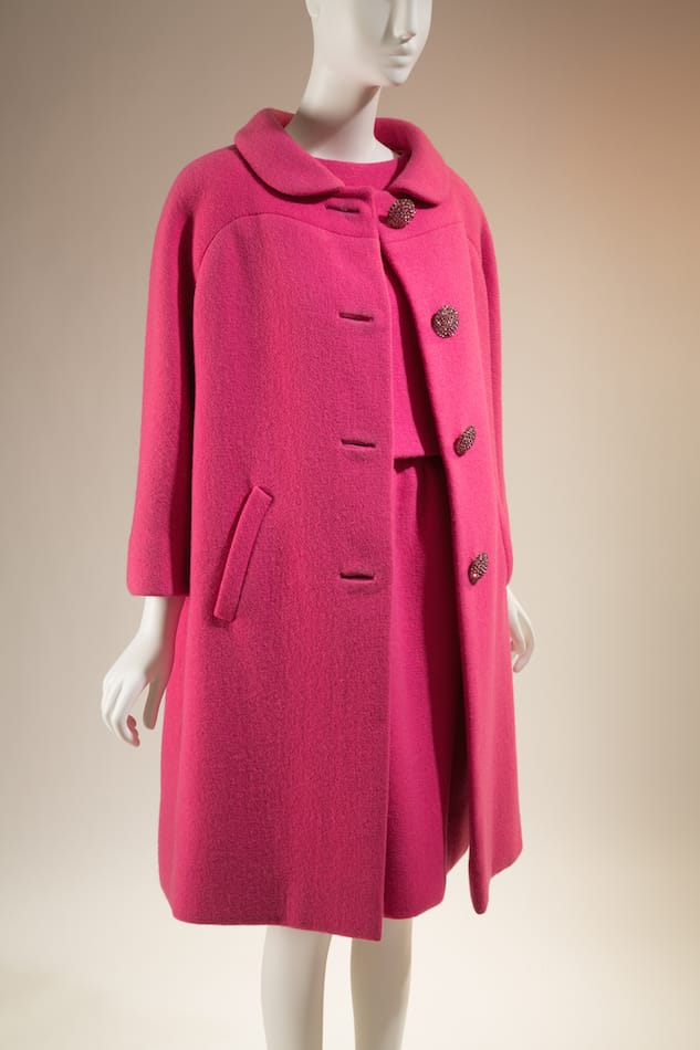 Norman Norell coat and ensemble