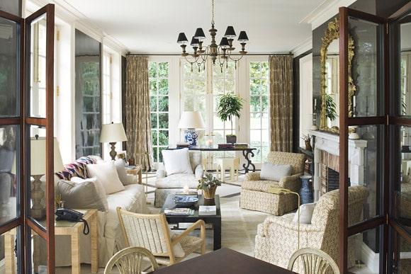 Frist residence, Nashville, Tn. Gil Shafer architect