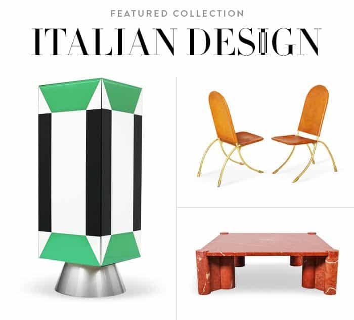 Italian Design Collection